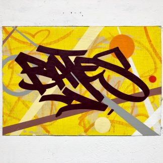 BatesTagCanvas34Front